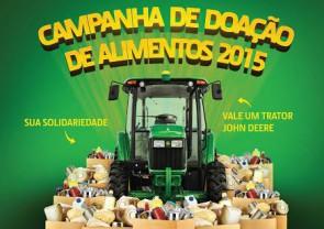 Campanha de Doação de alimentos 2015