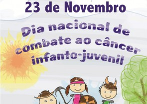 Dia Nacional de Combate ao Câncer Infantojuvenil