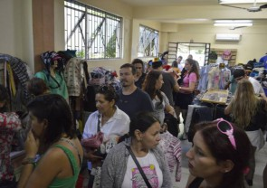 Nosso Bazar Solidário foi um SUCESSO!