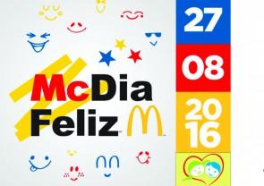 McDia Feliz 2016