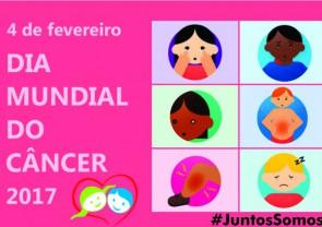 Câncer infanto-juvenil é tema do Dia Mundial do Câncer 2017