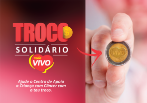 Troco Solidário Rede Vivo Supermercados